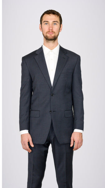 Michael Kors Pinstriped Suit