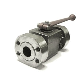 SAE Flange Ball Valves