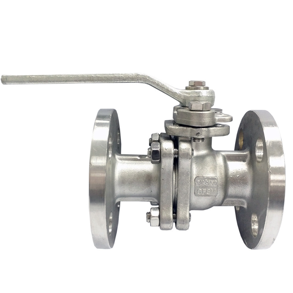 ANSI 150# Flanged End Ball Valves