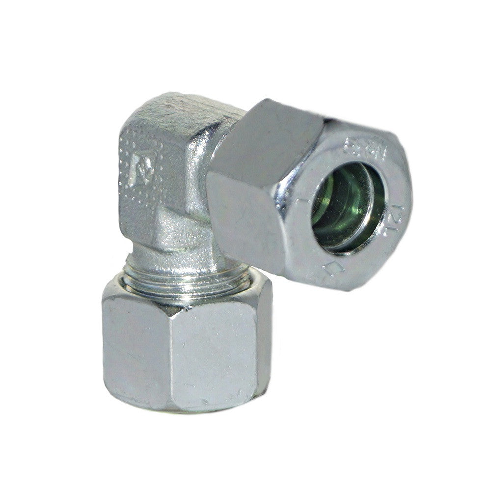 Union Elbow, Compression Tube Fitting
