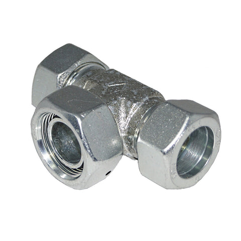 Adjustable Standpipe Branch Tee, Compression Tube Fitting