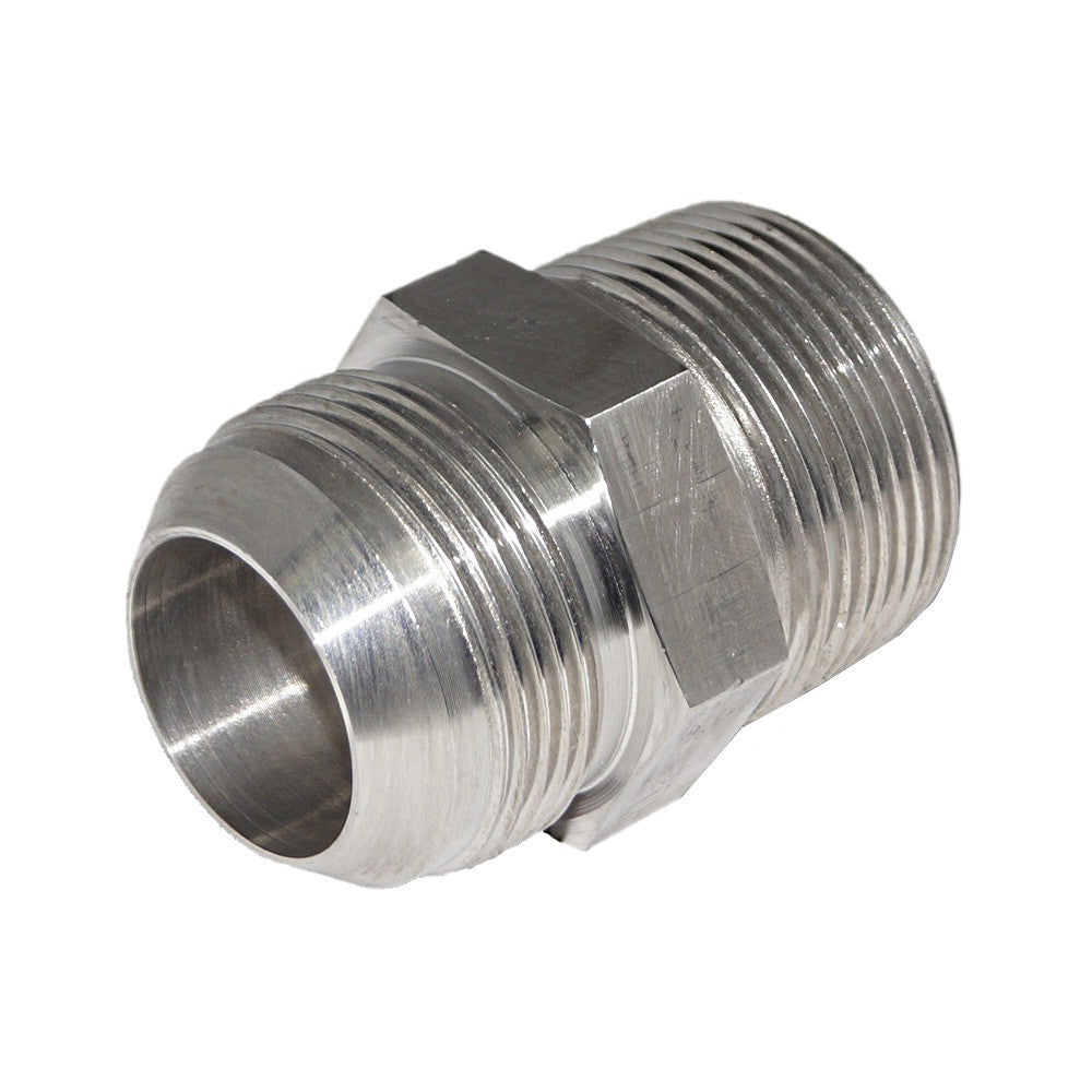 JIC x NPT Male Connector, JIC Fitting