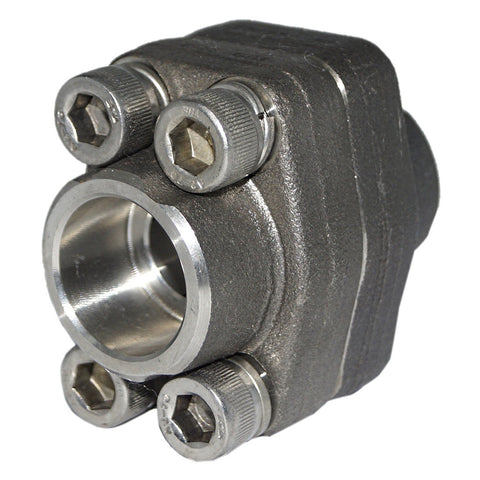 S/W SAE Double Flange