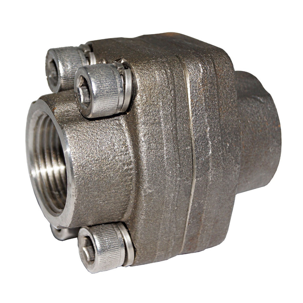 BSPP SAE Double Flange