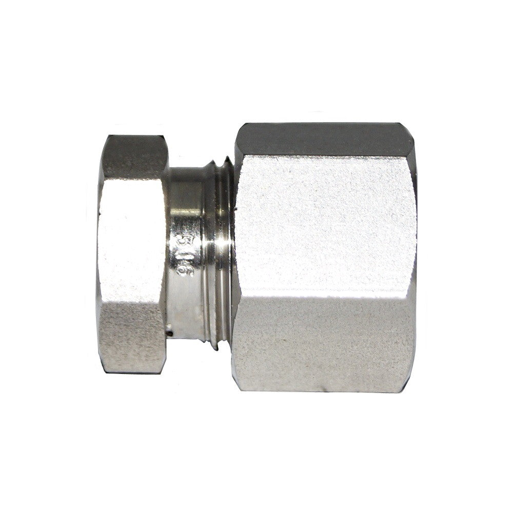 Tube Cap, Compression Tube Fitting