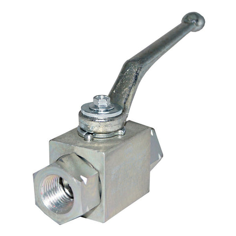 BSPP Threaded End Ball Valves