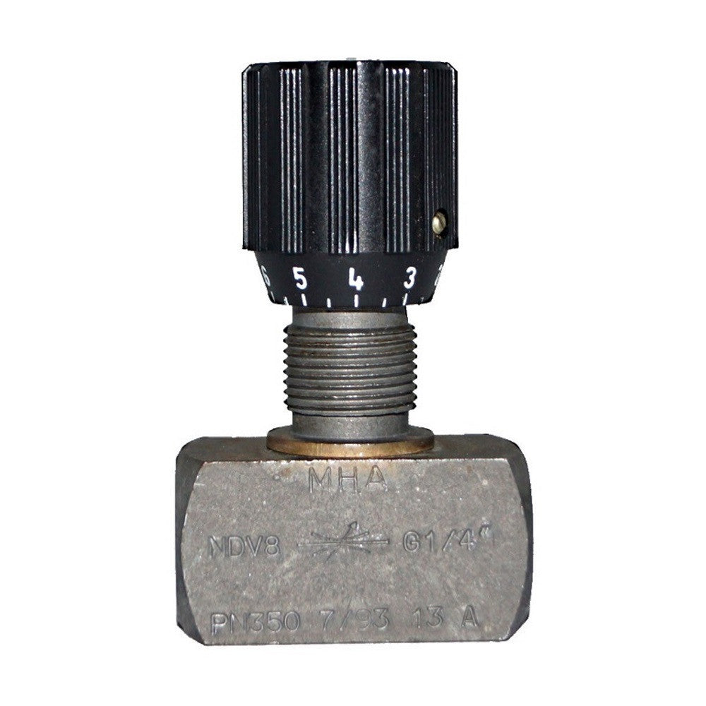 NPT Steel Needle Valves