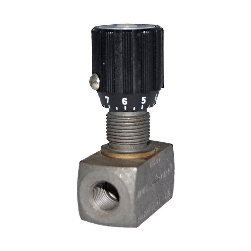 BSPP Steel Needle Valves