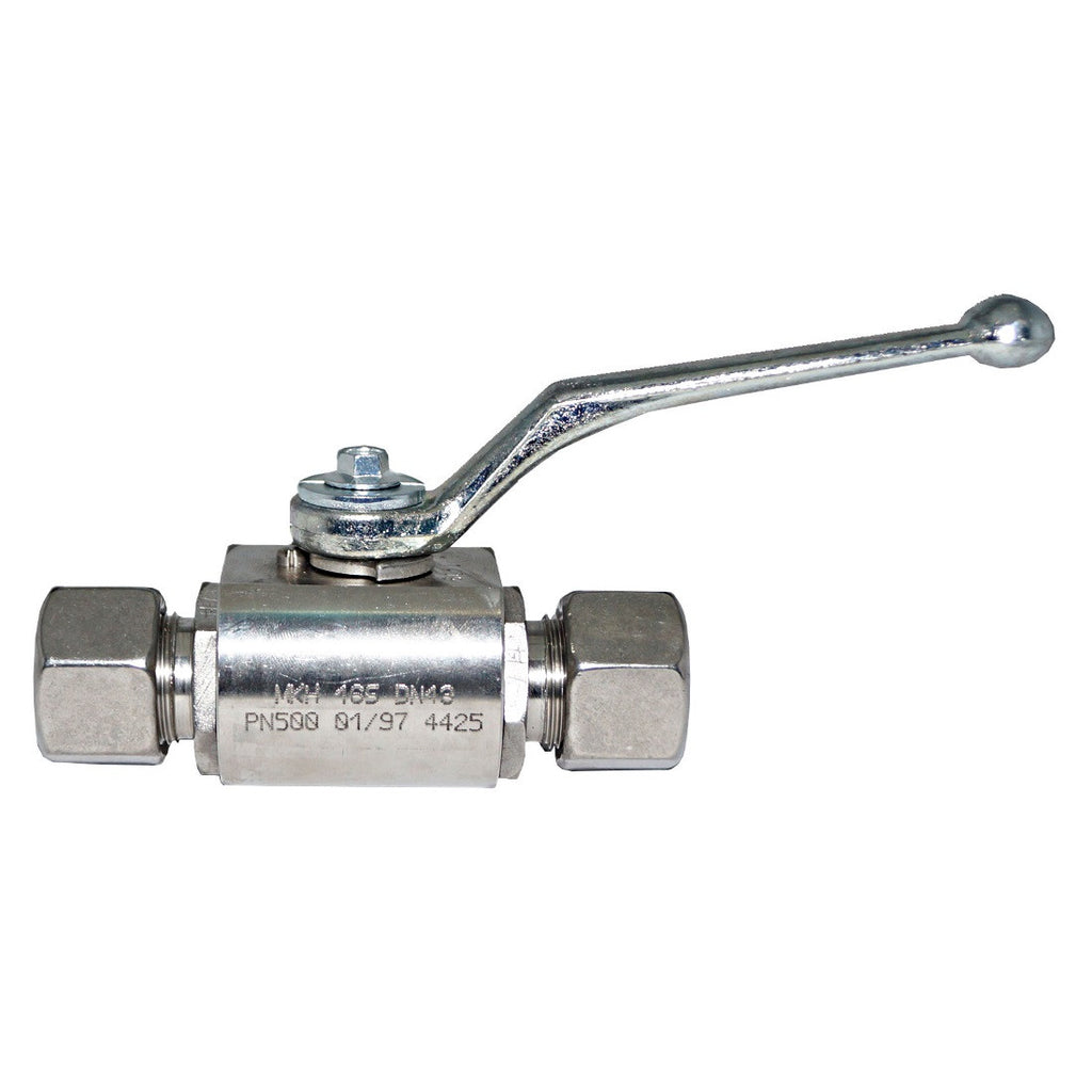 Compression End Ball Valves