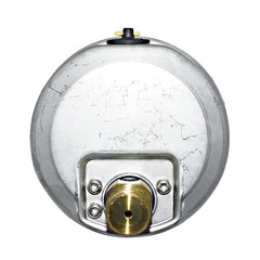 100mm Dial Face Panel Mount Pressure Gauge with NPT Connection