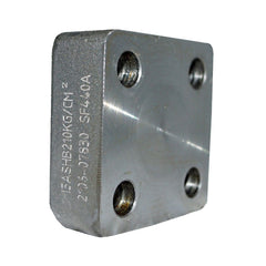 SHB Square Flat Side Blind Flanges