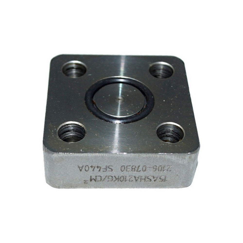 SHA Square Oring Side Blind Flanges