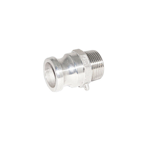 SS316 Camlock Fittings Type F