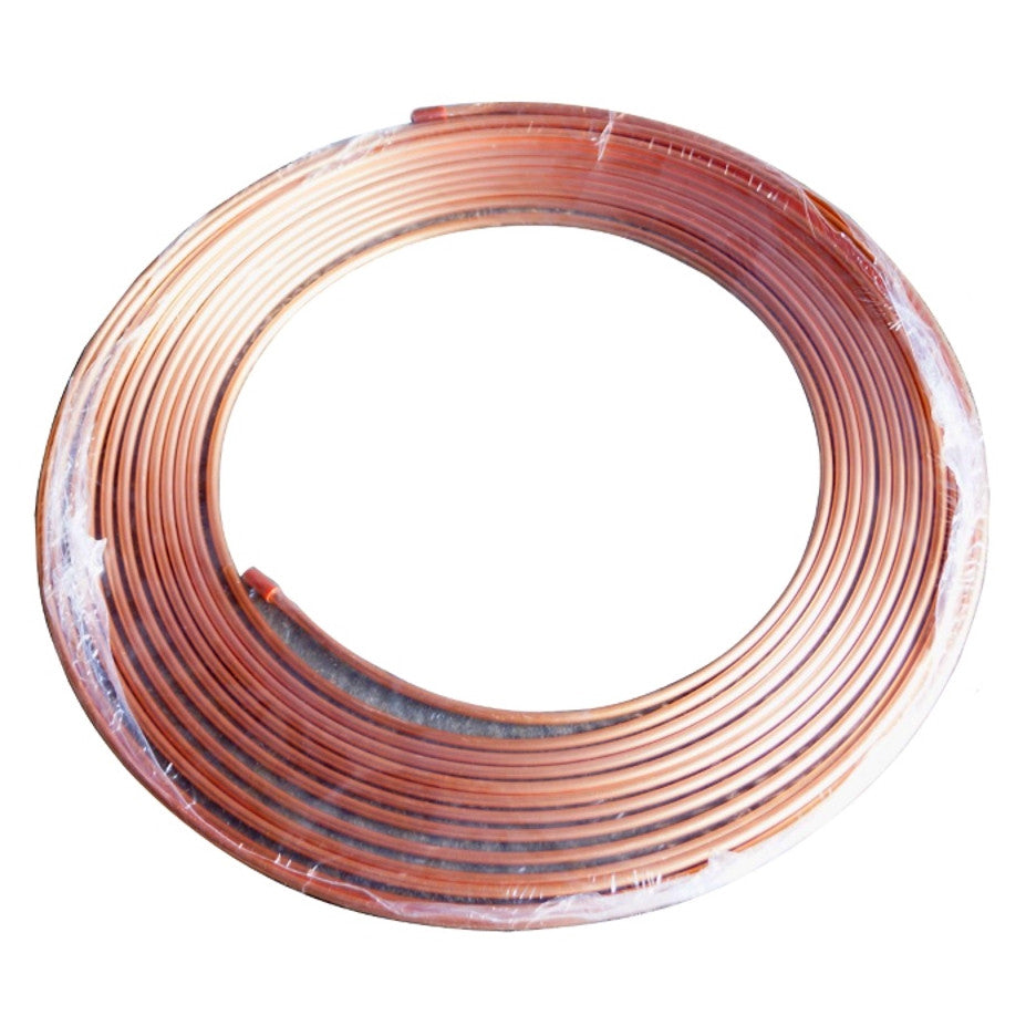 Copper Coil (15MTR) – Reliable Fluid Systems