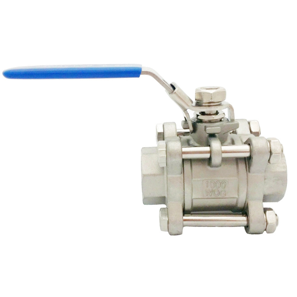 3 PC Ball Valves (1000PSI)