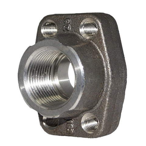 NPT SAE Counter Flange