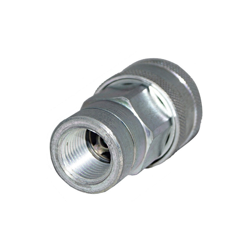 ISO A Sockets (Female) x Female NPT