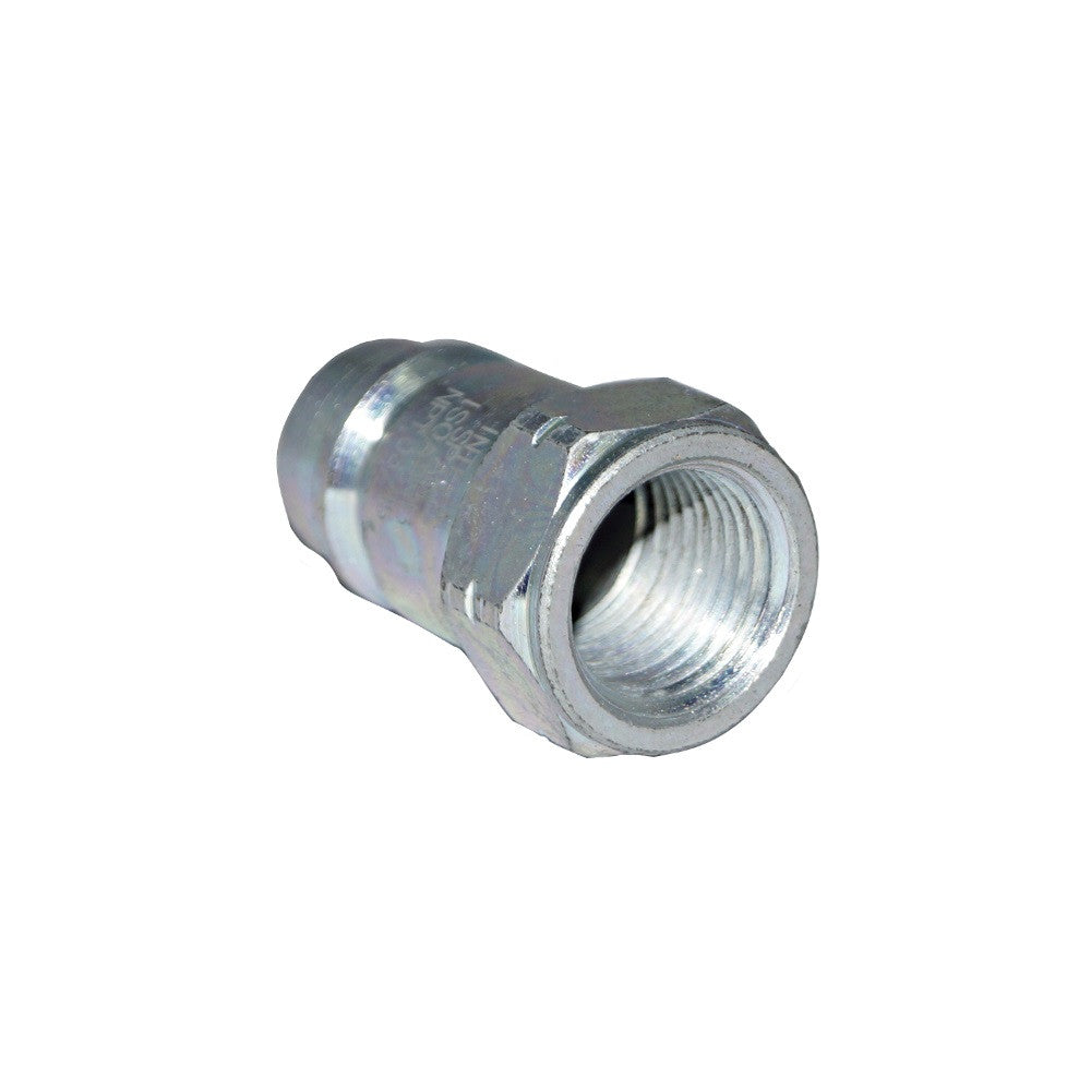 ISO A Plugs (Male) x Female NPT