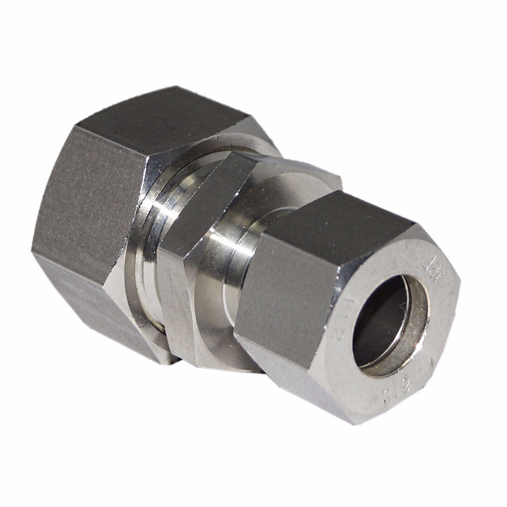 Reducing Union, Compression Tube Fitting