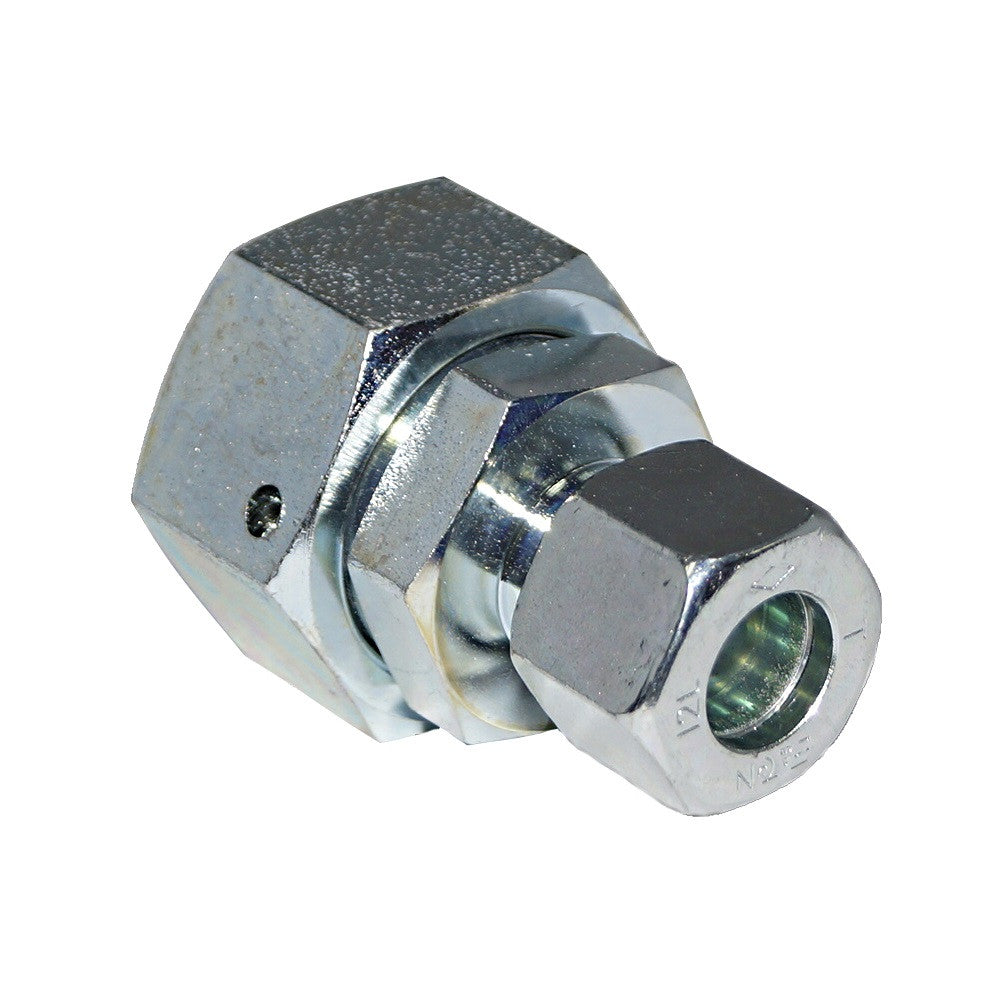 Adjustable Swivel Reducer, Compression Tube Fitting