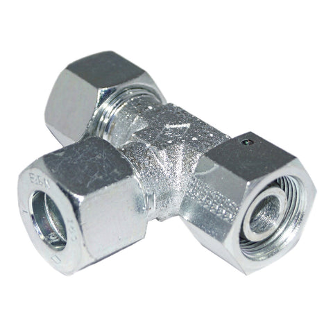 Adjustable Standpipe Run Tee, Compression Tube Fitting