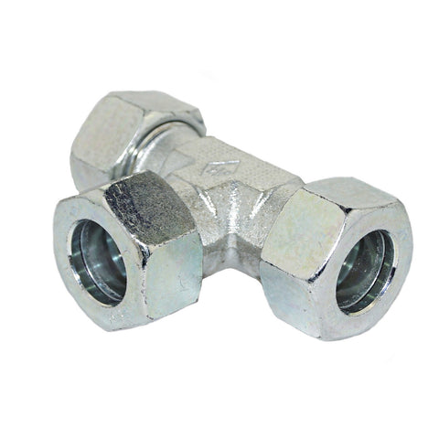 Union Tee, Compression Tube Fitting