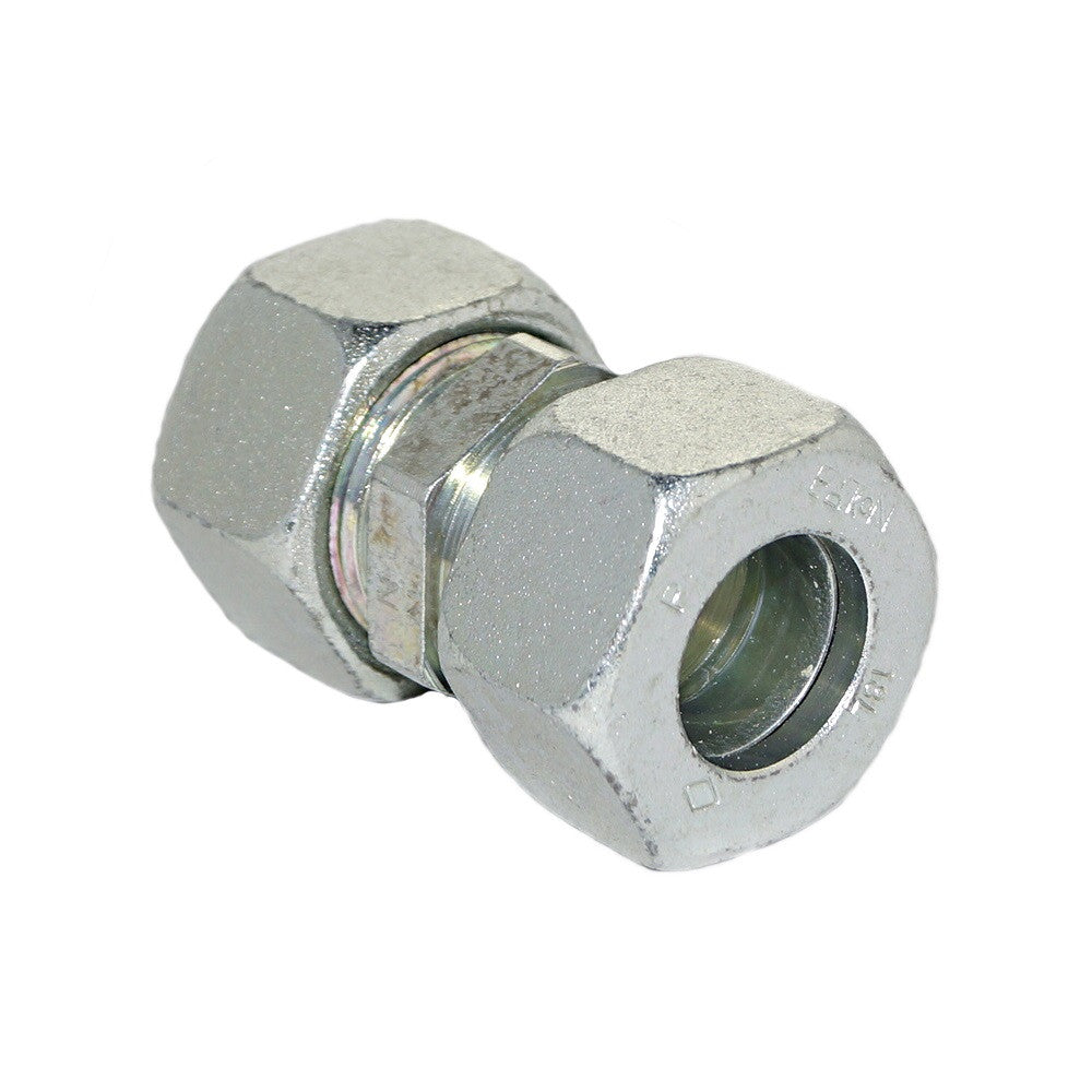 Union Coupling, Compression Tube Fitting