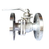 JIS10K Flanged End Ball Valves