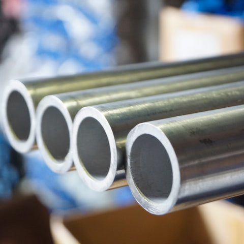 Stainless Steel Tube MO2.5 Polished 320 Grit (6MTR)
