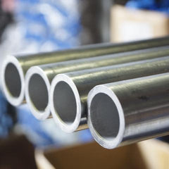 Stainless Steel Tube Polished 320 Grit (6MTR)