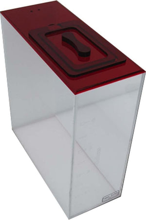 ATO Reservoir - Trigger Systems Ruby Red ATO Reservoir 5 Gallon