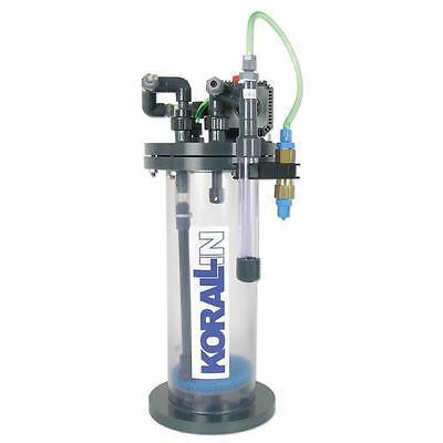Calcium Reactor - Korallin C1502 Calcium Reactor With Pump Up To 400 Gallons