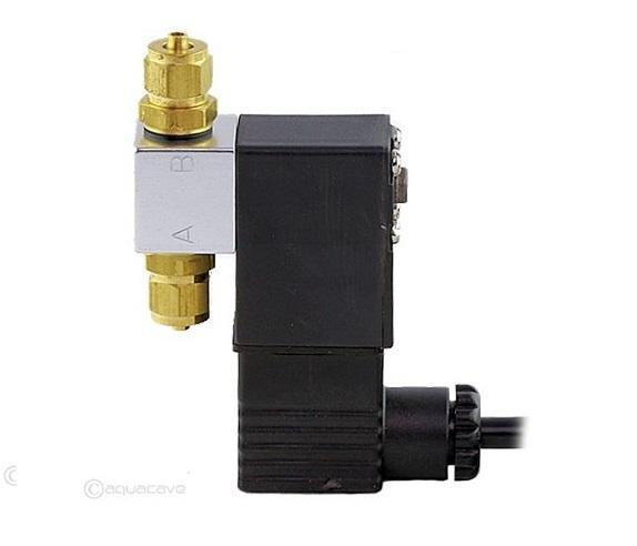 CO2 Calcium Reactor Solenoid - Milwaukee CO2 Solenoid Valve Model# MA955