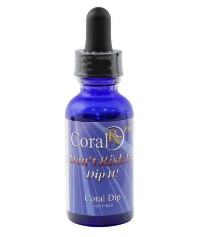 Coral Dip Treatment - Coral Rx Coral Dip Treatment Concentrate