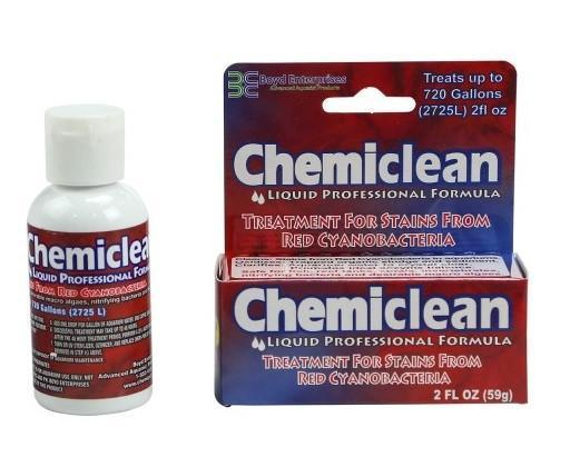 Cyano Bacteria Treatment - Chemi Clean Red Cyano Remover
