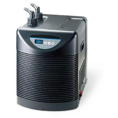 Heaters & Chillers - AquaEuro USA Max-Chill Titanium Chiller