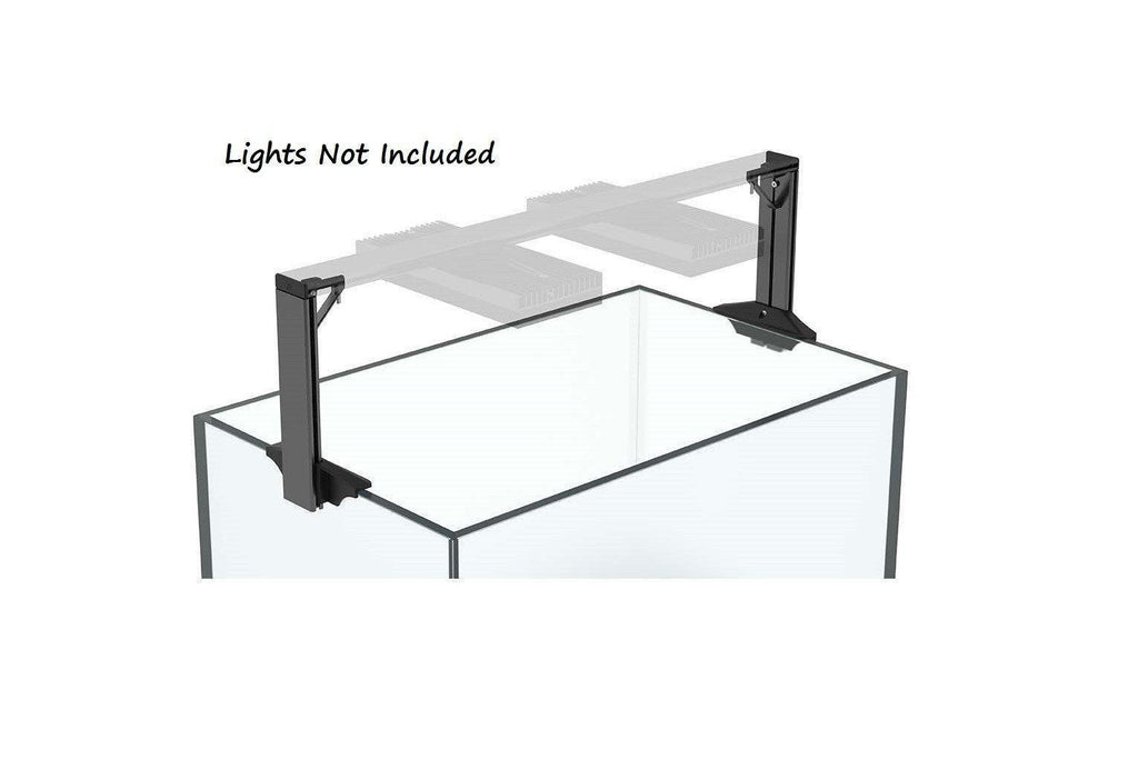 LED Lighting - Aqua Illumination HMS Double Arm Tank Mount Kit
