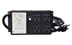 Monitors & Controllers - Neptune Systems Energy Bar 4 Outlet Small