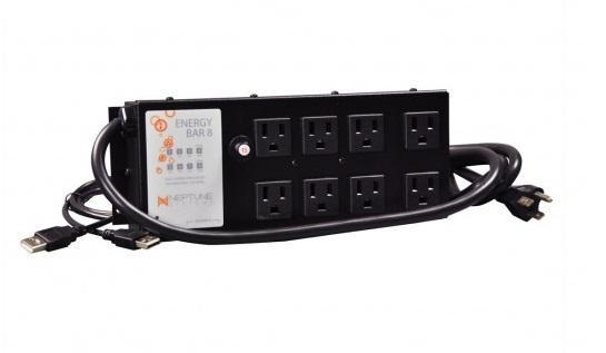 Monitors & Controllers - Neptune Systems Energy Bar 8 Outlet Small