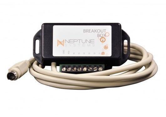 neptune systems i o breakout box reef2land
