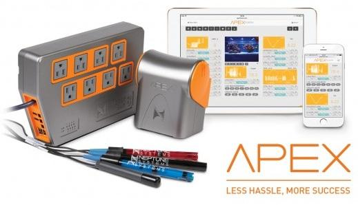 Apex Controller System with Built-In WiFi