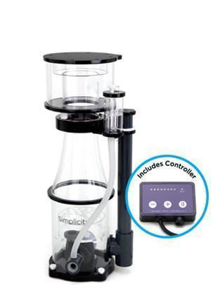 Simplicity 240DC Protein Skimmer up to 240 Gallons - Scratch & Dents