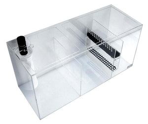 "Refugiums And Sumps - Trigger Systems Crystal Clear Sump 30"" - BLEMISH SALE!!!"