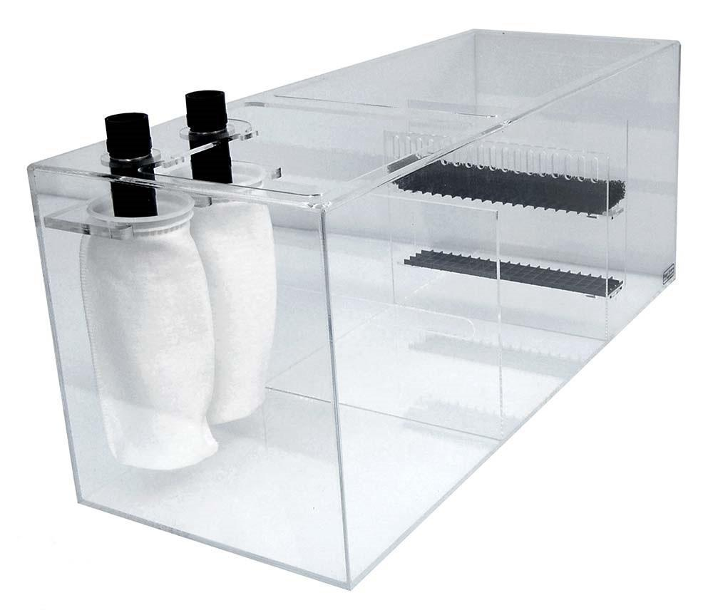 "Refugiums And Sumps - Trigger Systems Crystal Clear Sump 36"" - BLEMISH SALE"