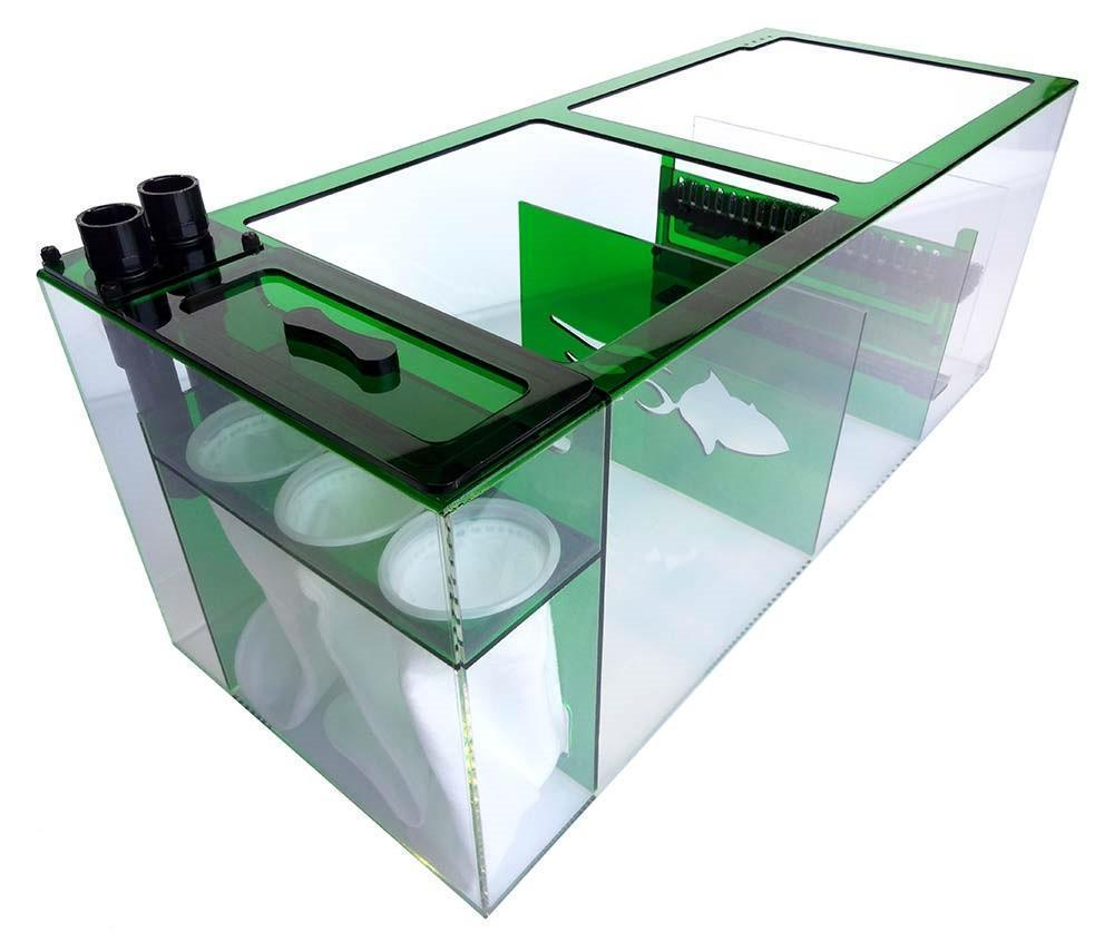"Refugiums And Sumps - Trigger Systems Emerald Green 39"" - BLEMISH SALE!!!"