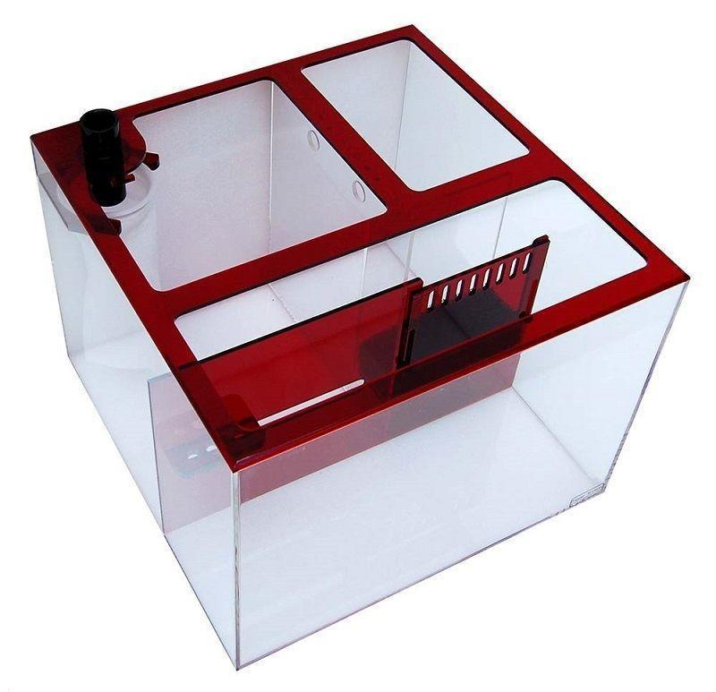 Refugiums And Sumps - Trigger Systems Ruby Red Cube 20""