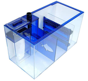 "Refugiums And Sumps - Trigger Systems Sapphire Blue 26"" - BLEMISH SALE!!!!"