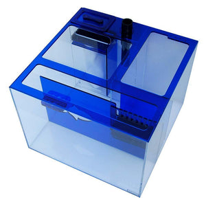 "Refugiums And Sumps - Trigger Systems Sapphire Blue Cube 20"" - BLEMISH SALE!!!"