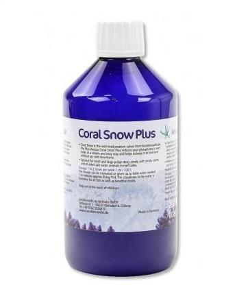 Zeovit Reactor Media - Korallen-Zucht Coral Snow Plus - 3 Sizes
