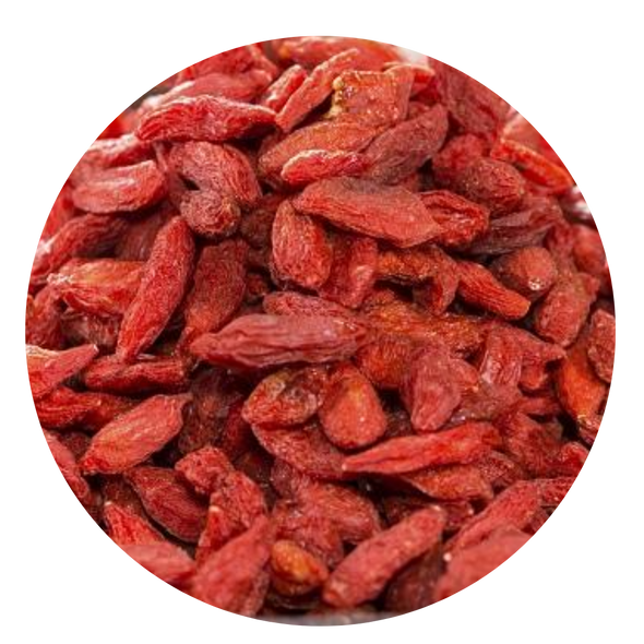 GOJI BERRIES Organic - Premium Bright Red Berry Non-GMO Gluten Free Superfruit - BULK 12.5kg, 5kg, 1kg